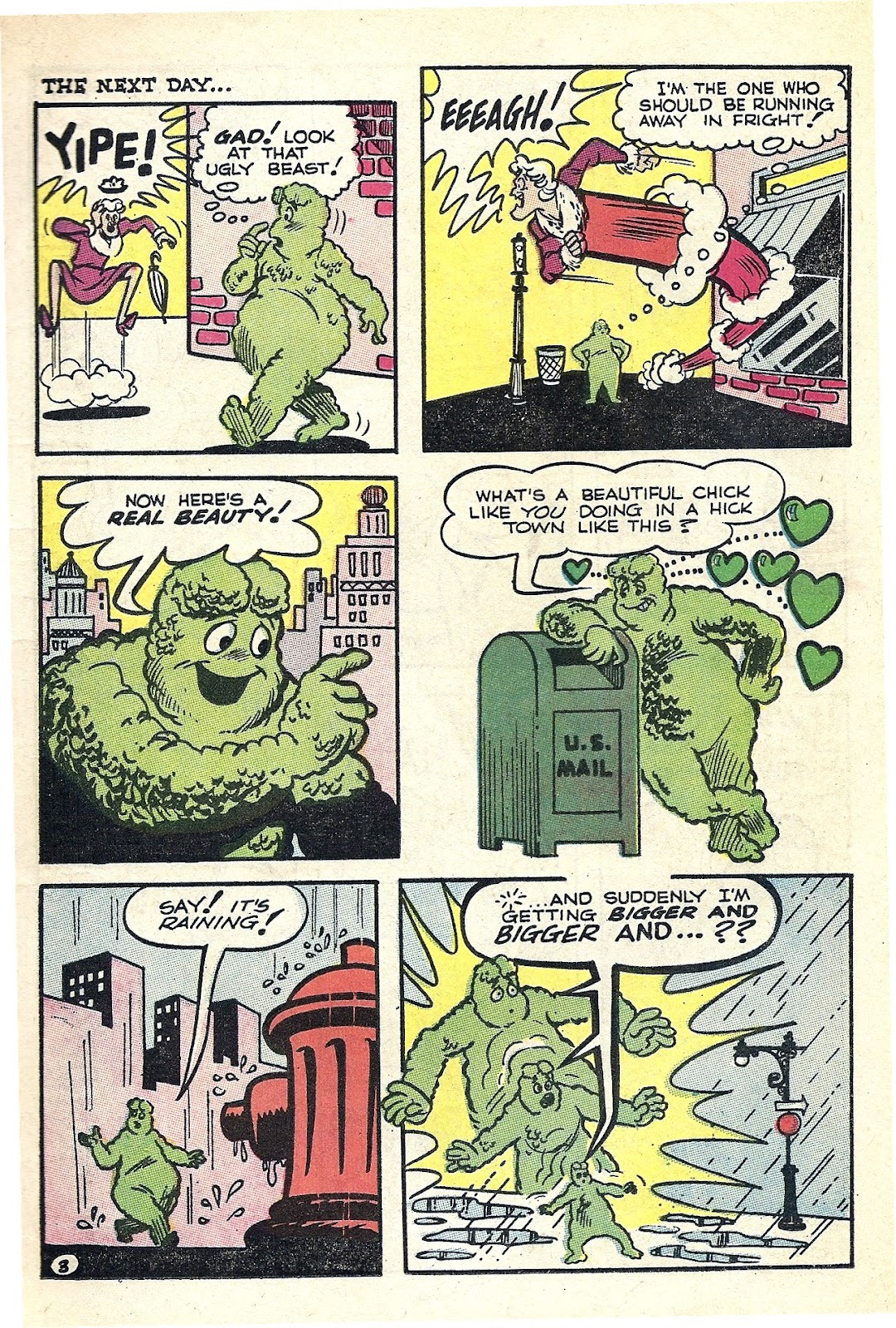 Archie's Madhouse issue Annual 6 - Page 5