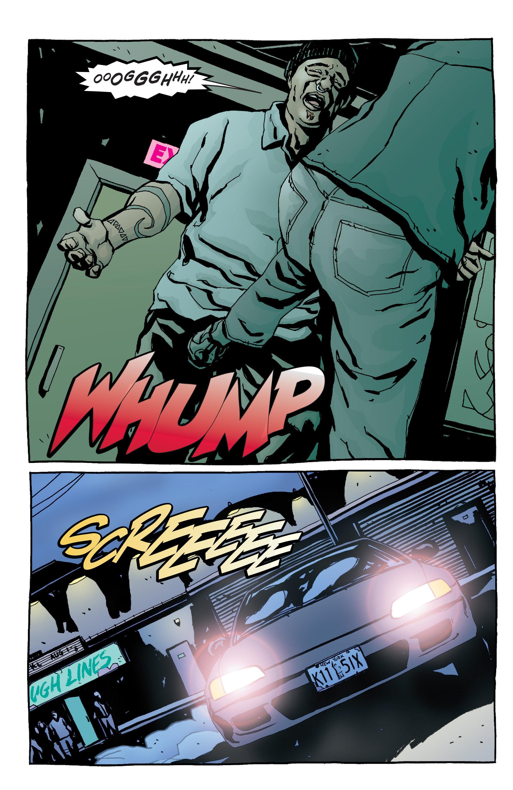 Read online Alias comic -  Issue #14 - 7