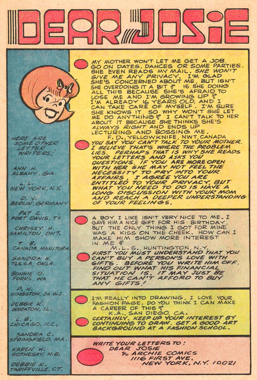 Read online She's Josie comic -  Issue #106 - 26