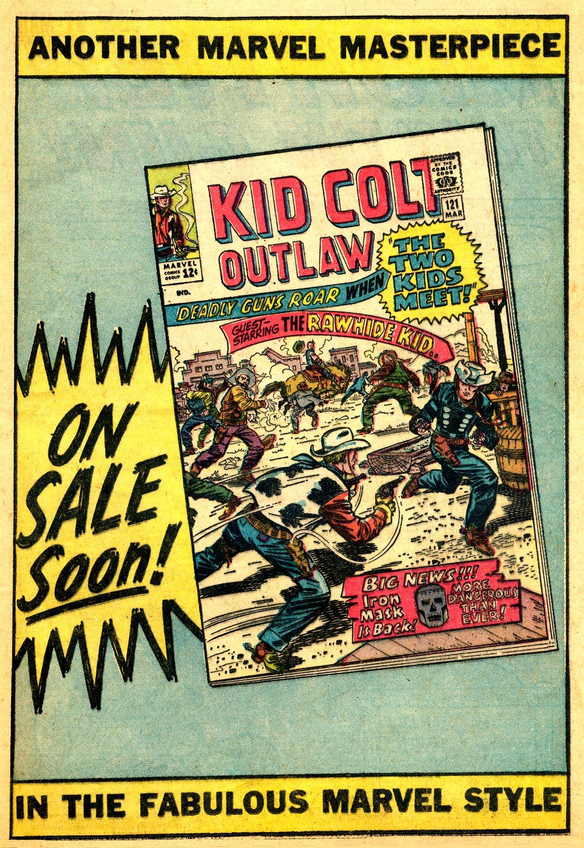 Read online Two-Gun Kid comic -  Issue #74 - 25