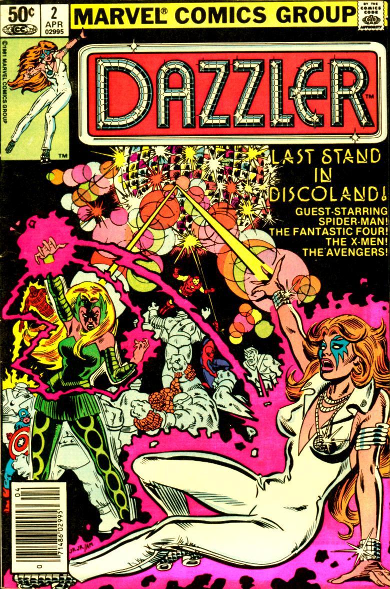 Dazzler (1981) 2 Page 1
