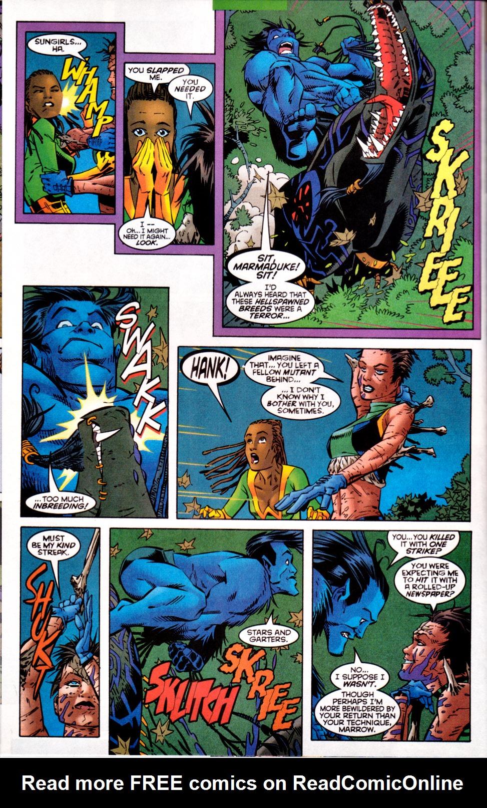 X-Men (1991) 75 Page 15