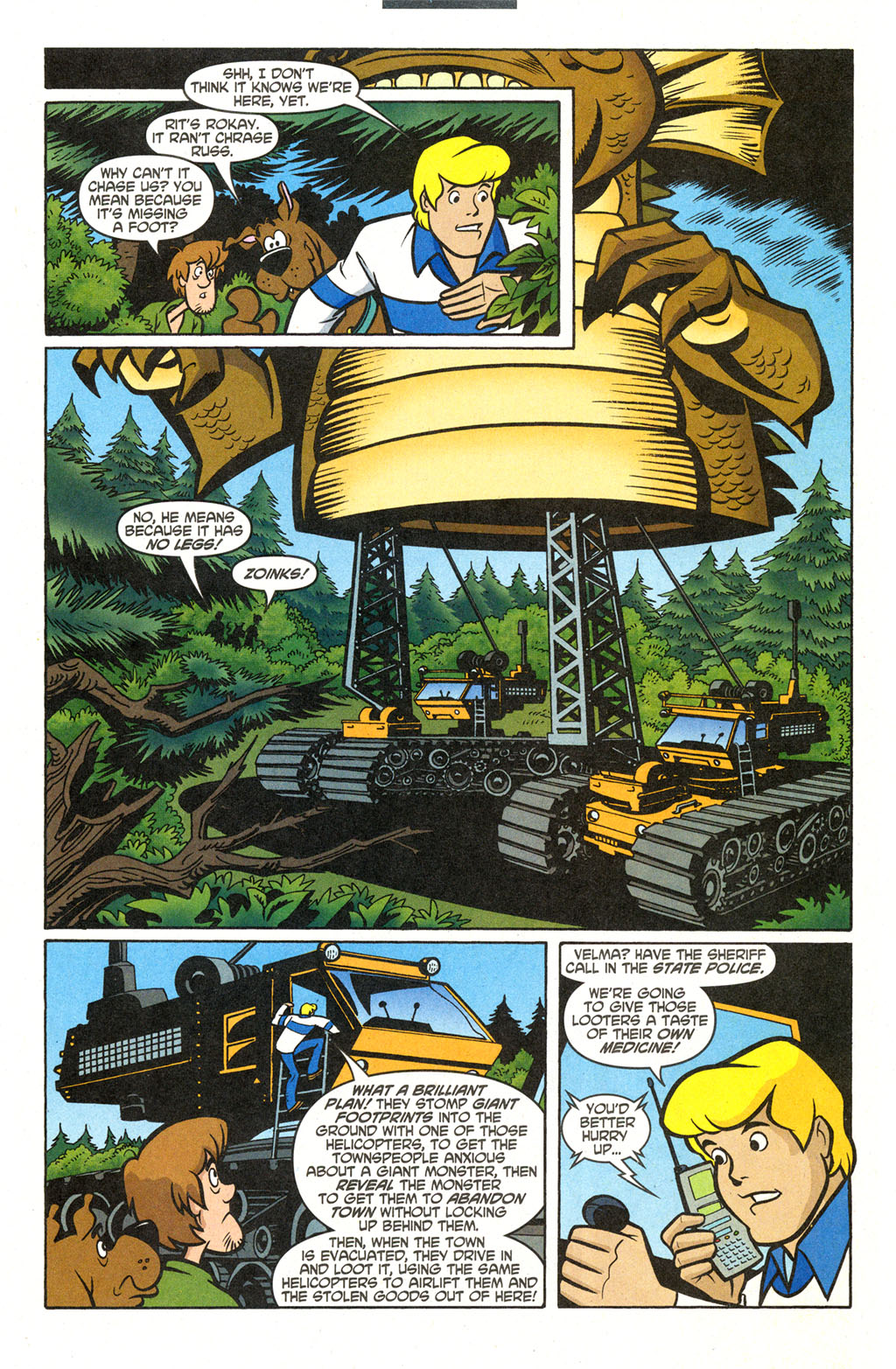 Read online Scooby-Doo (1997) comic -  Issue #96 - 9