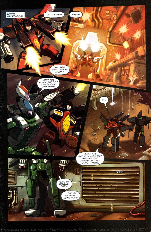 Read online Transformers Armada comic -  Issue #10 - 13