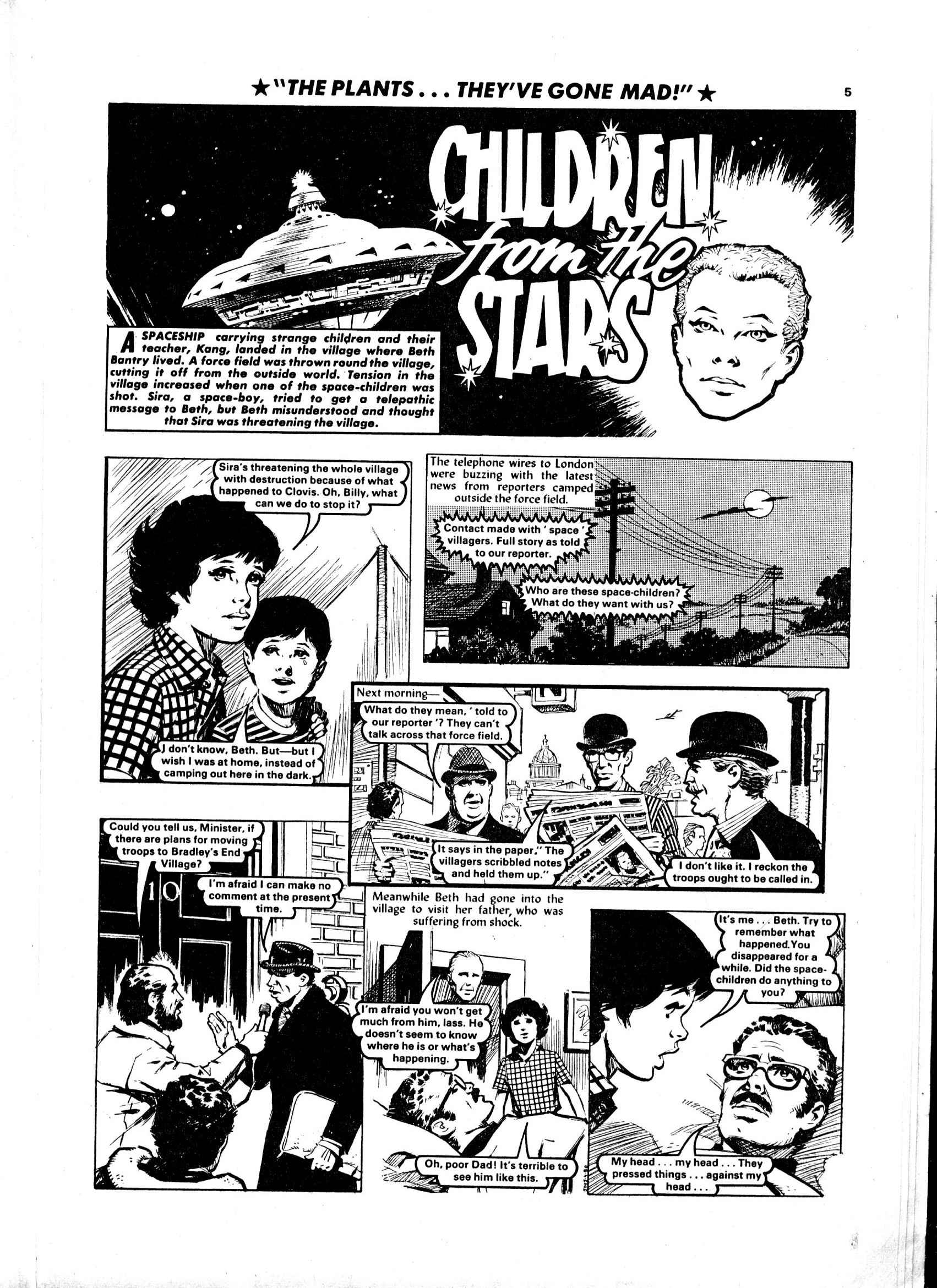 Read online Judy comic -  Issue #56 - 5