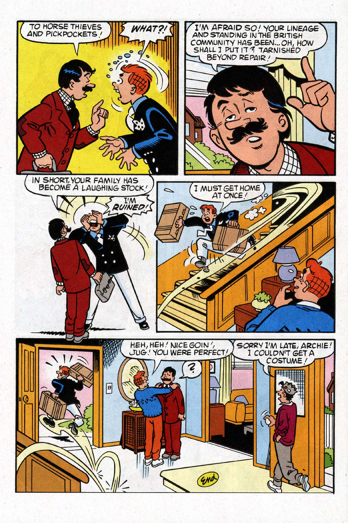 Read online Archie (1960) comic -  Issue #527 - 14
