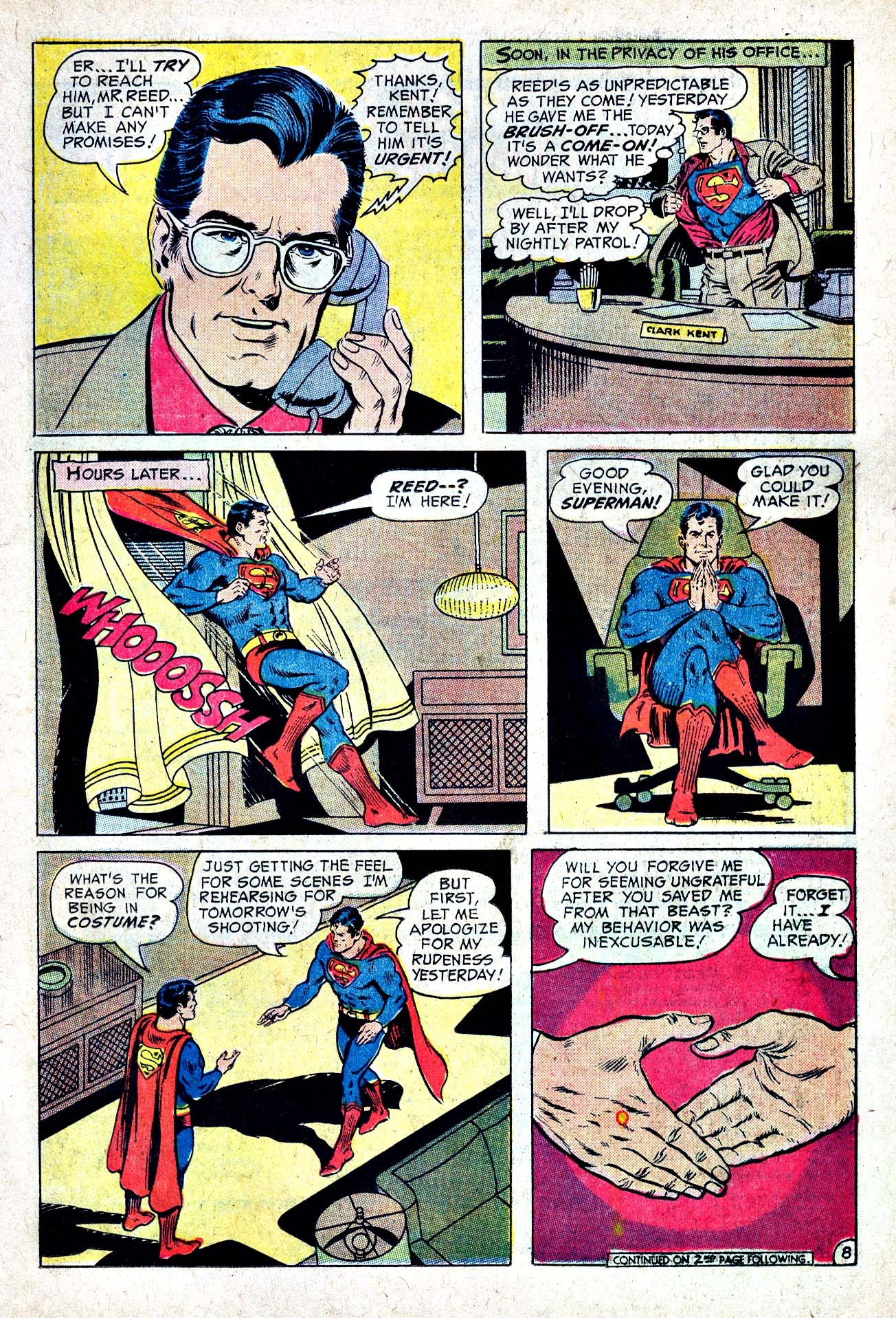 Read online Action Comics (1938) comic -  Issue #414 - 12