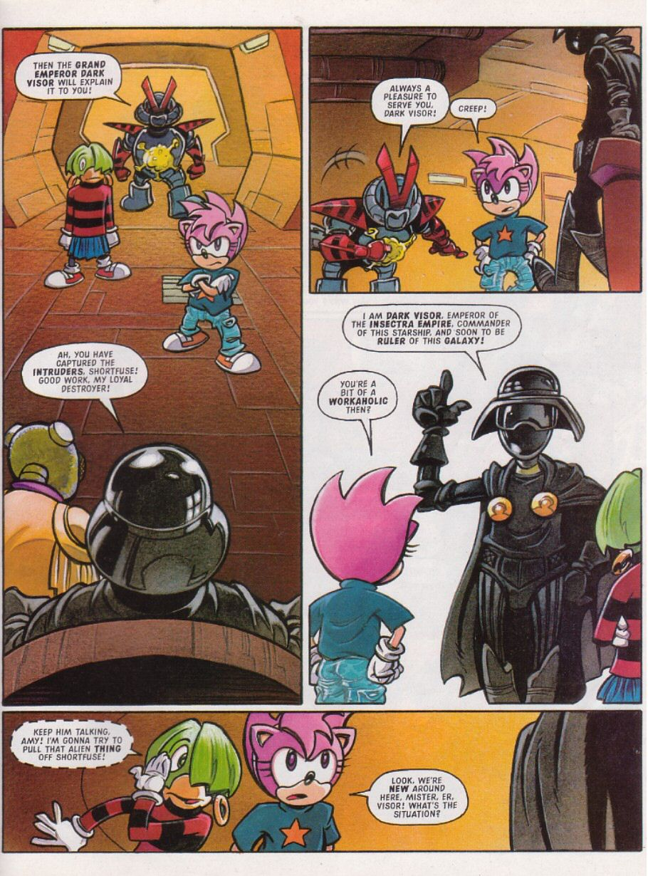 Read online Sonic the Comic comic -  Issue #112 - 24