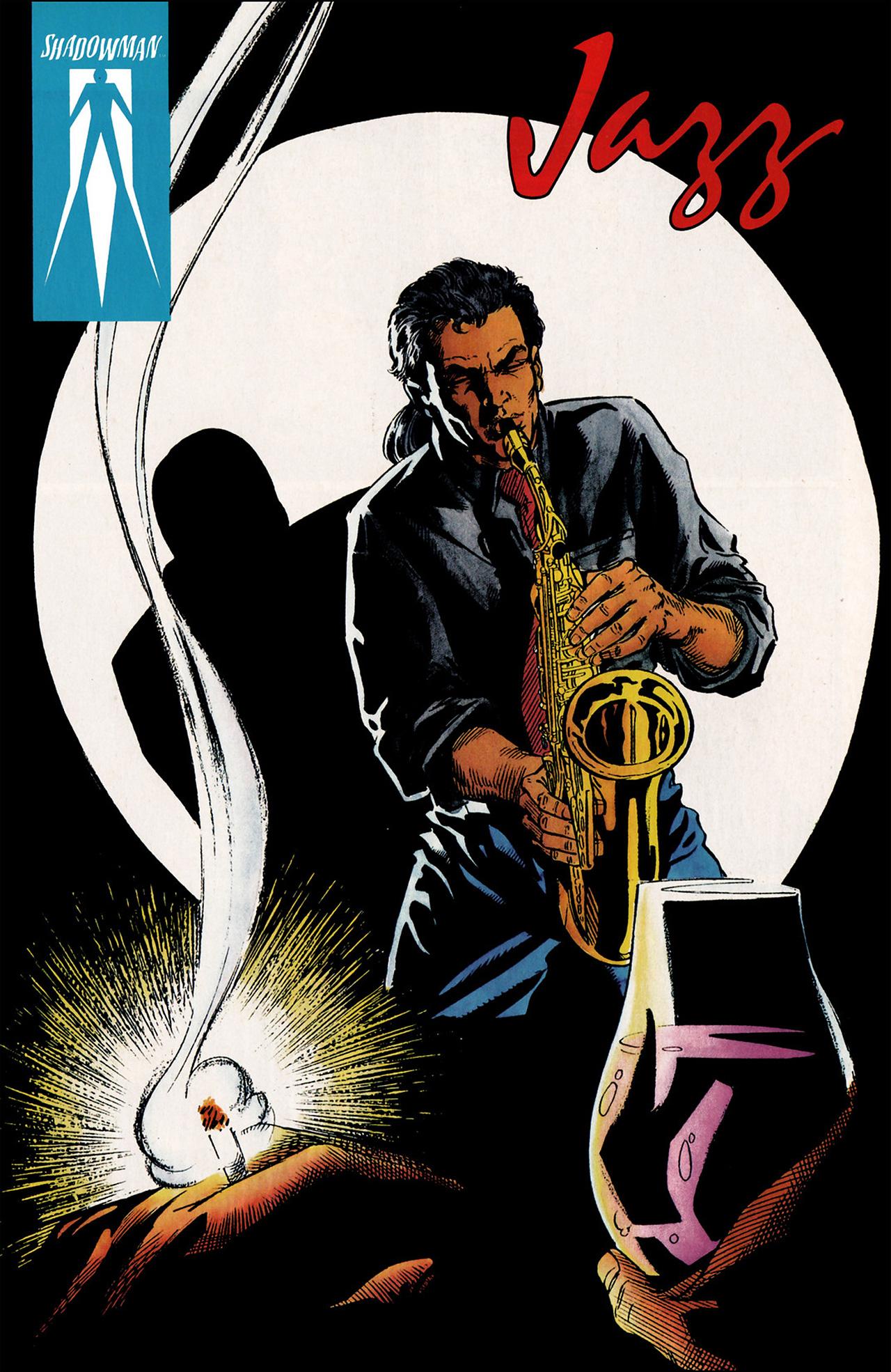 Read online Shadowman (1992) comic -  Issue #1 - 2