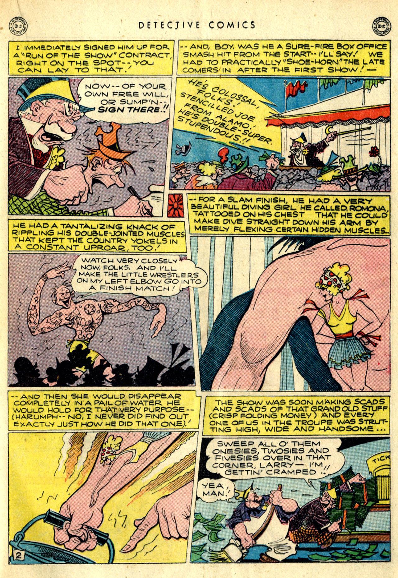Read online Detective Comics (1937) comic -  Issue #90 - 29