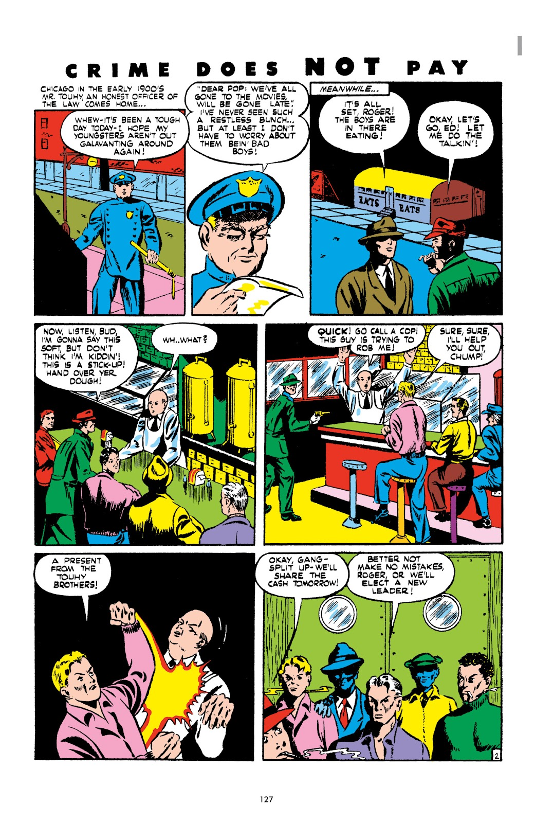 Read online Crime Does Not Pay Archives comic -  Issue # TPB 2 (Part 2) - 27