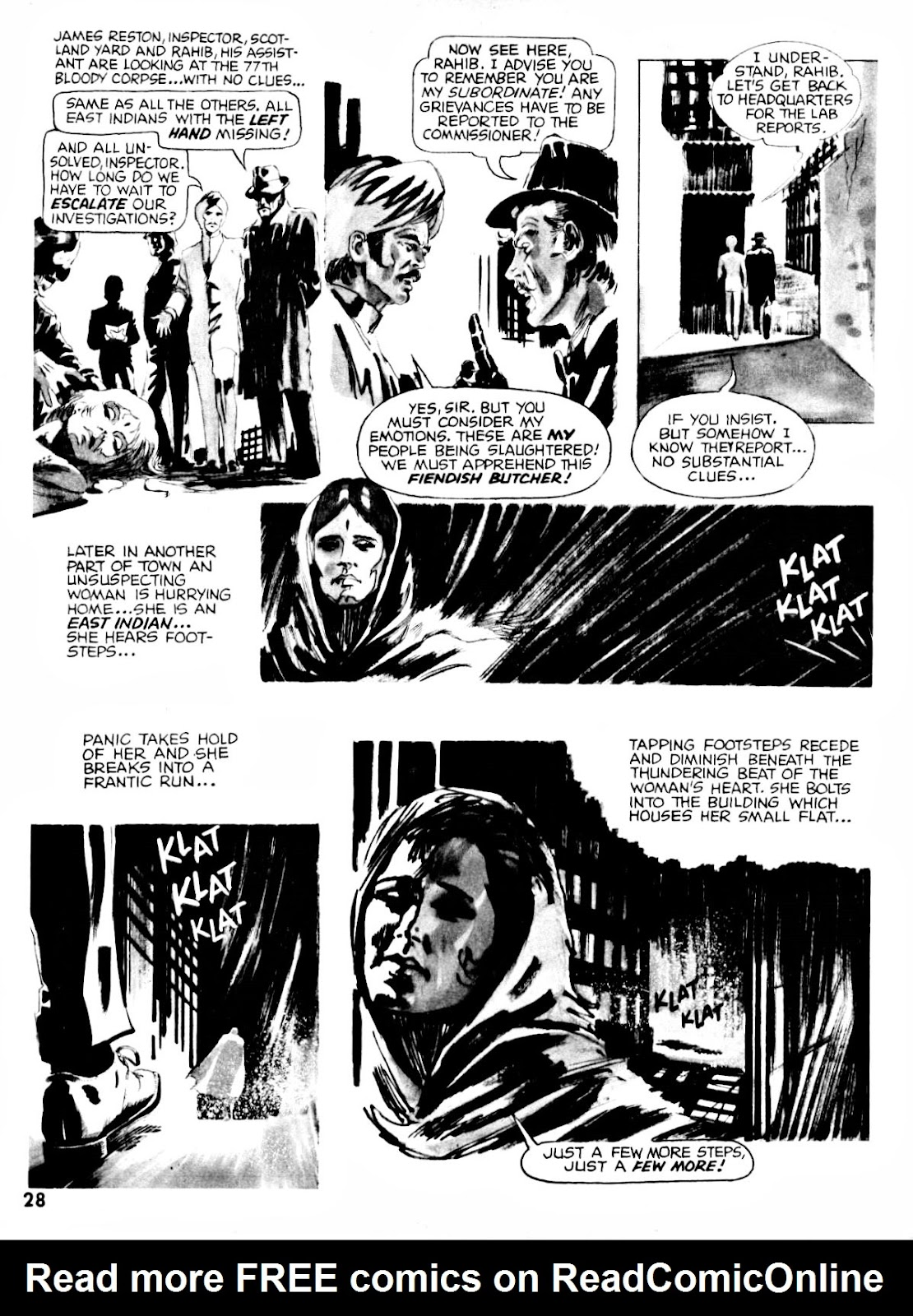 Nightmare (1970) issue 14 - Page 27
