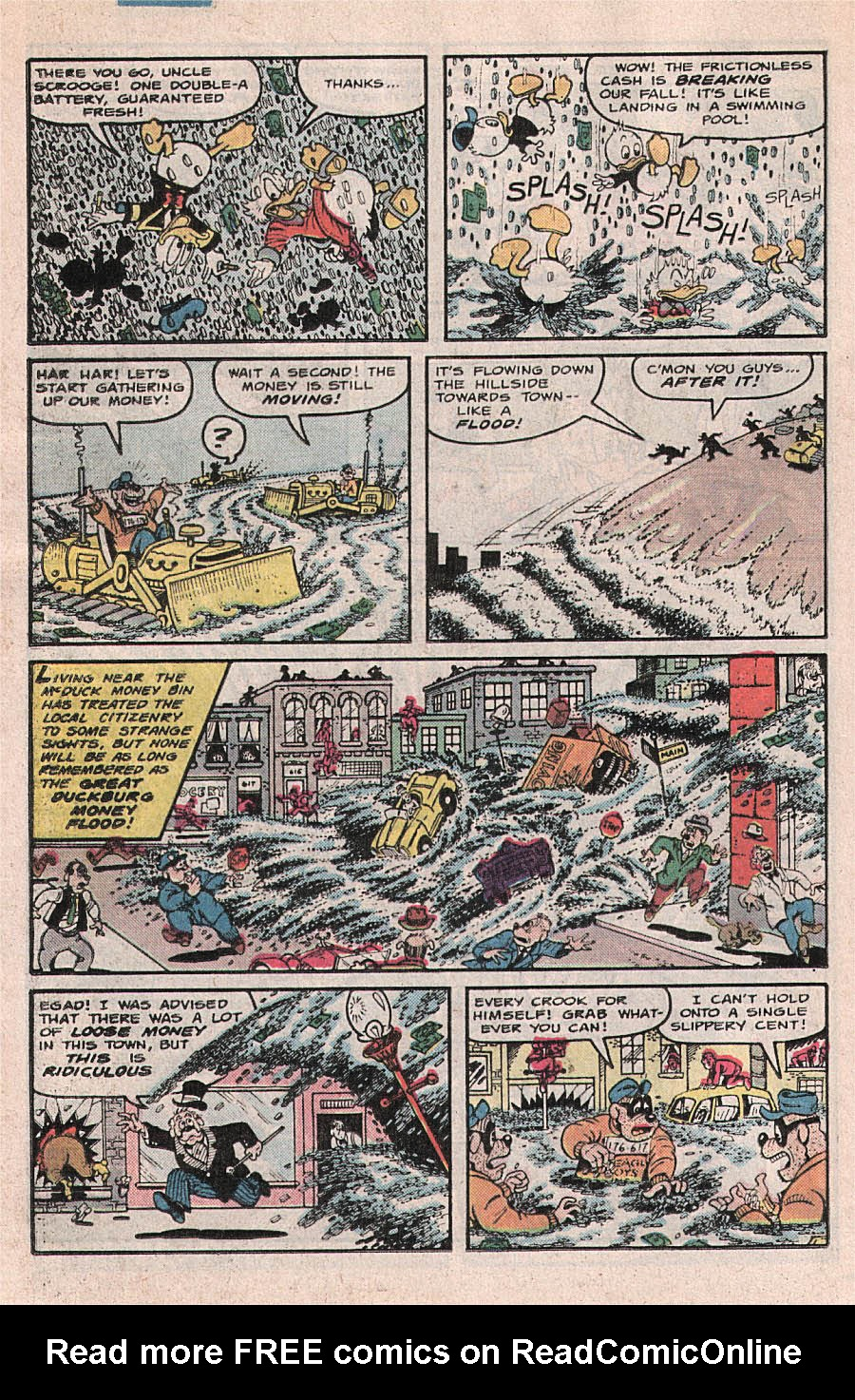 Read online Uncle Scrooge (1953) comic -  Issue #224 - 24