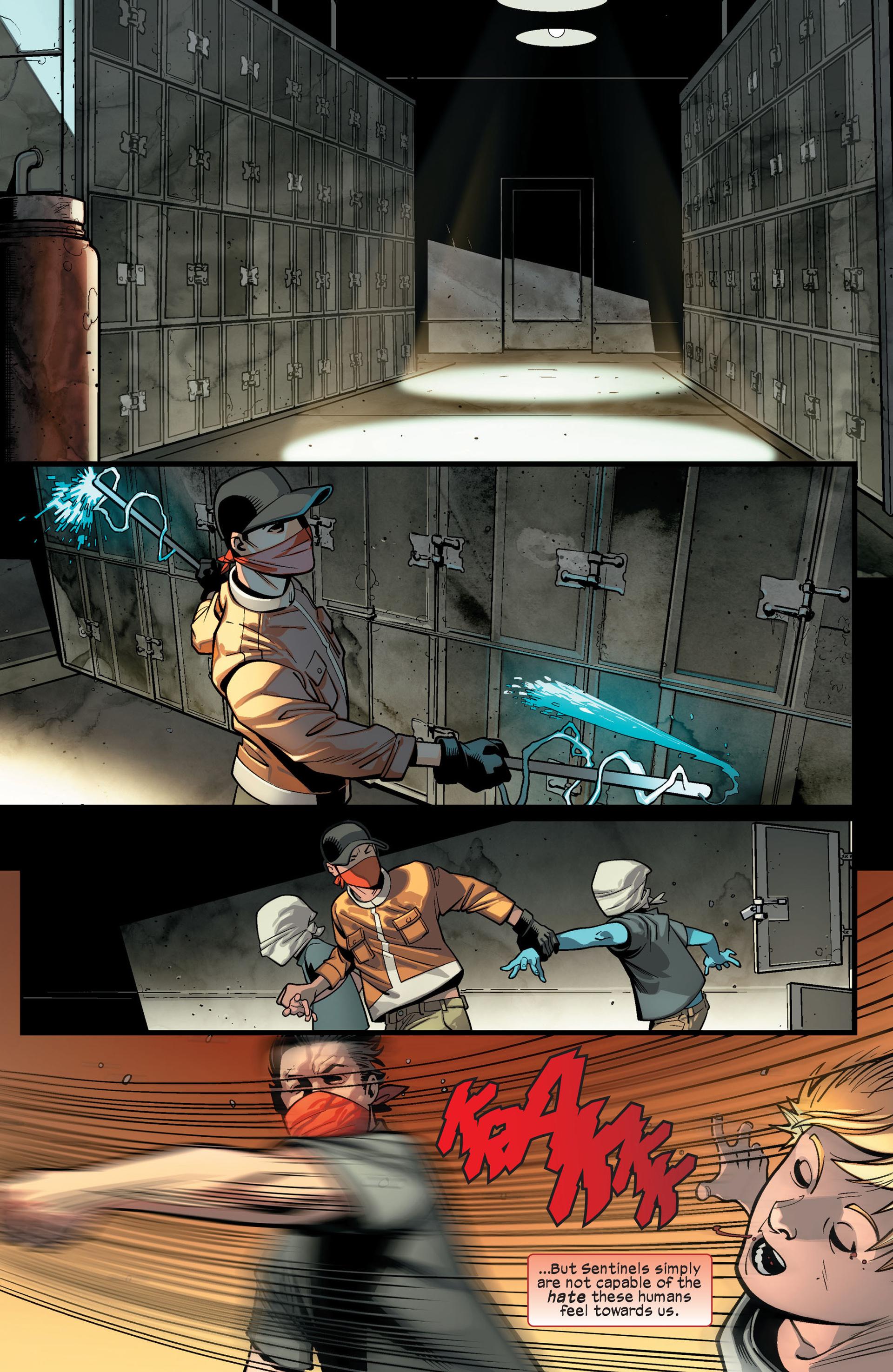 Read online Ultimate Comics X-Men comic -  Issue #14 - 13