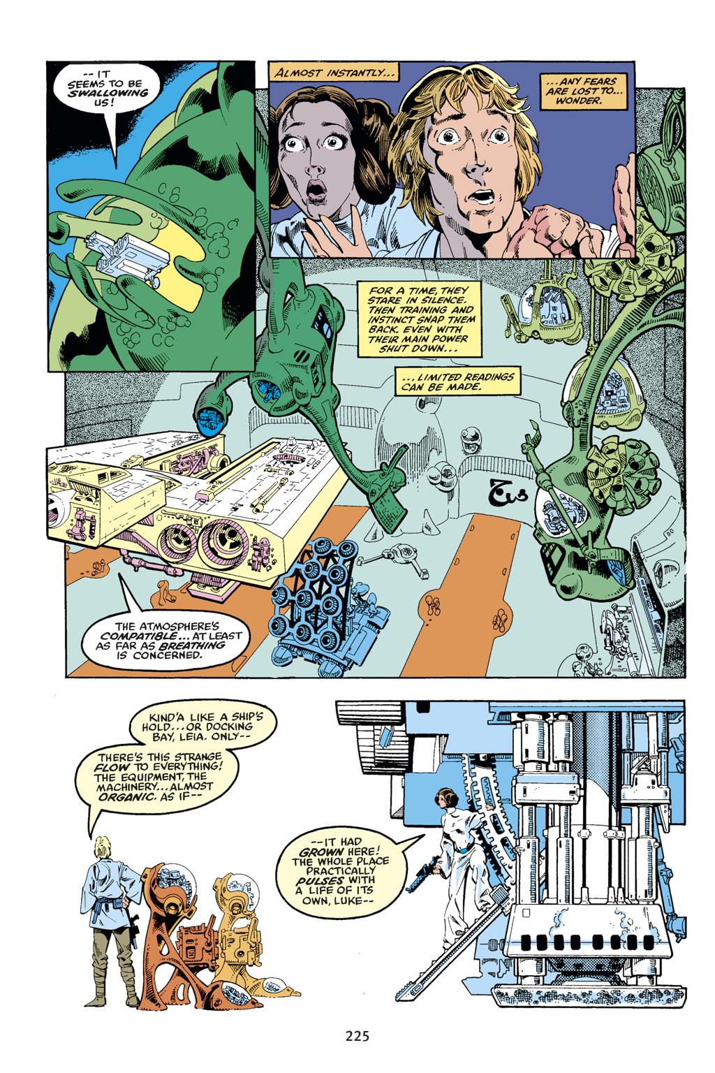 Read online Star Wars Omnibus comic -  Issue # Vol. 14 - 223