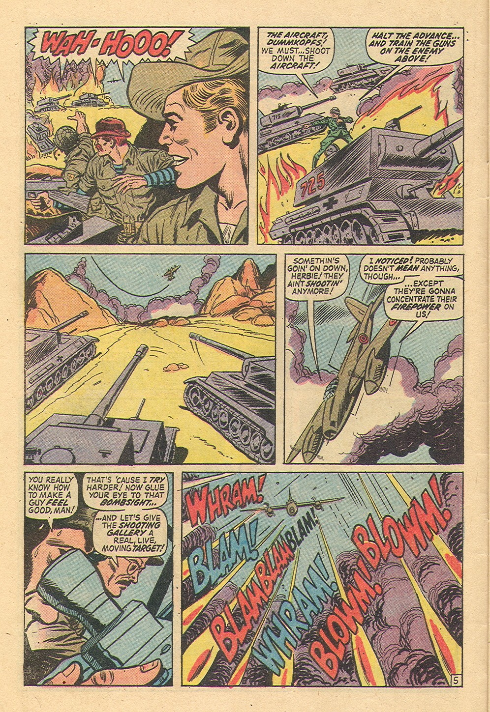 Read online Sgt. Fury comic -  Issue #97 - 8