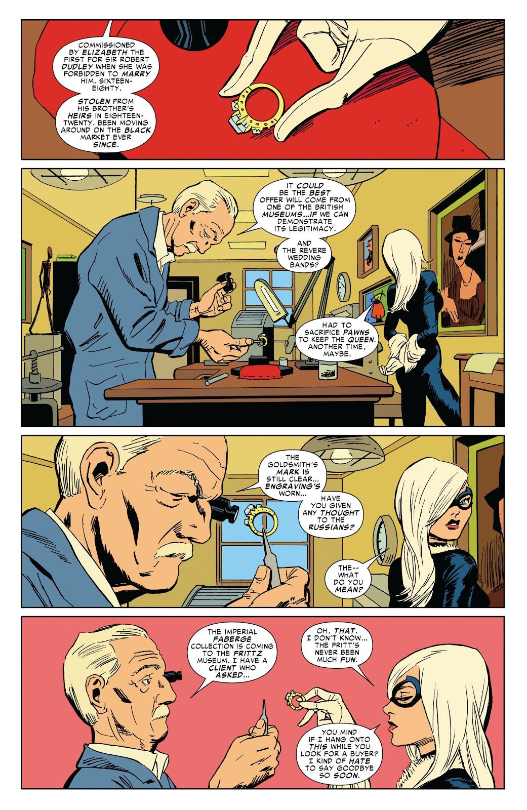 Amazing Spider-Man Presents: Black Cat Issue #1 #1 - English 7