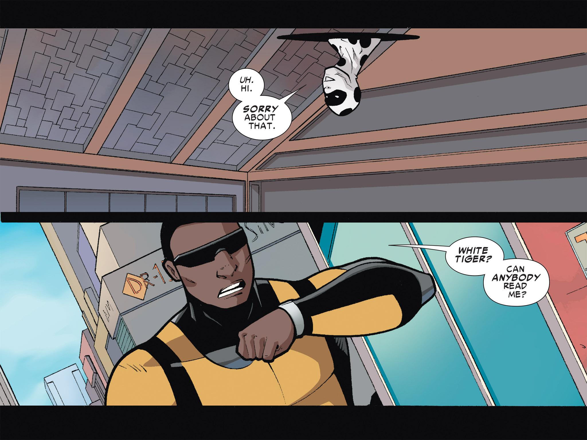Read online Ultimate Spider-Man (Infinite Comics) (2016) comic -  Issue #6 - 8
