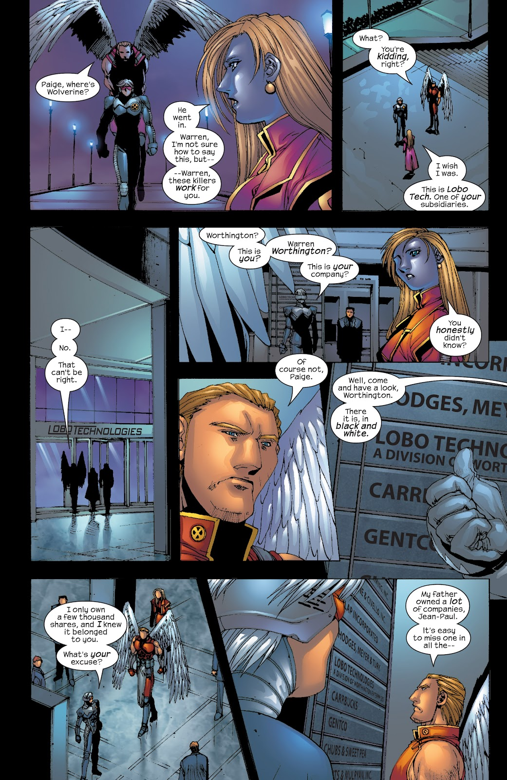 Read online X-Men: Unstoppable comic -  Issue # TPB (Part 3) - 14