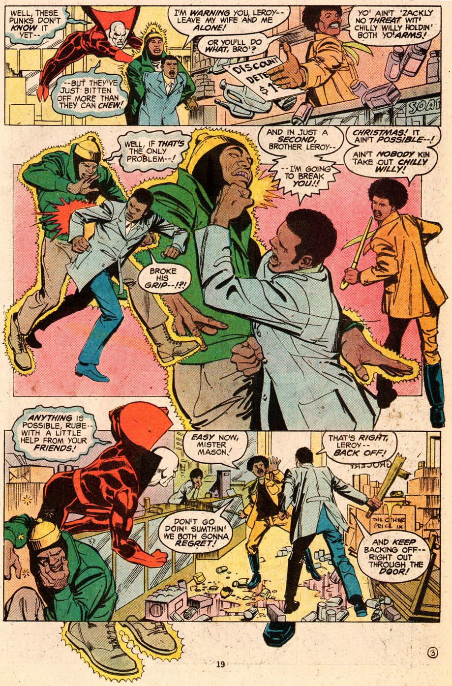 Read online Adventure Comics (1938) comic -  Issue #465 - 20