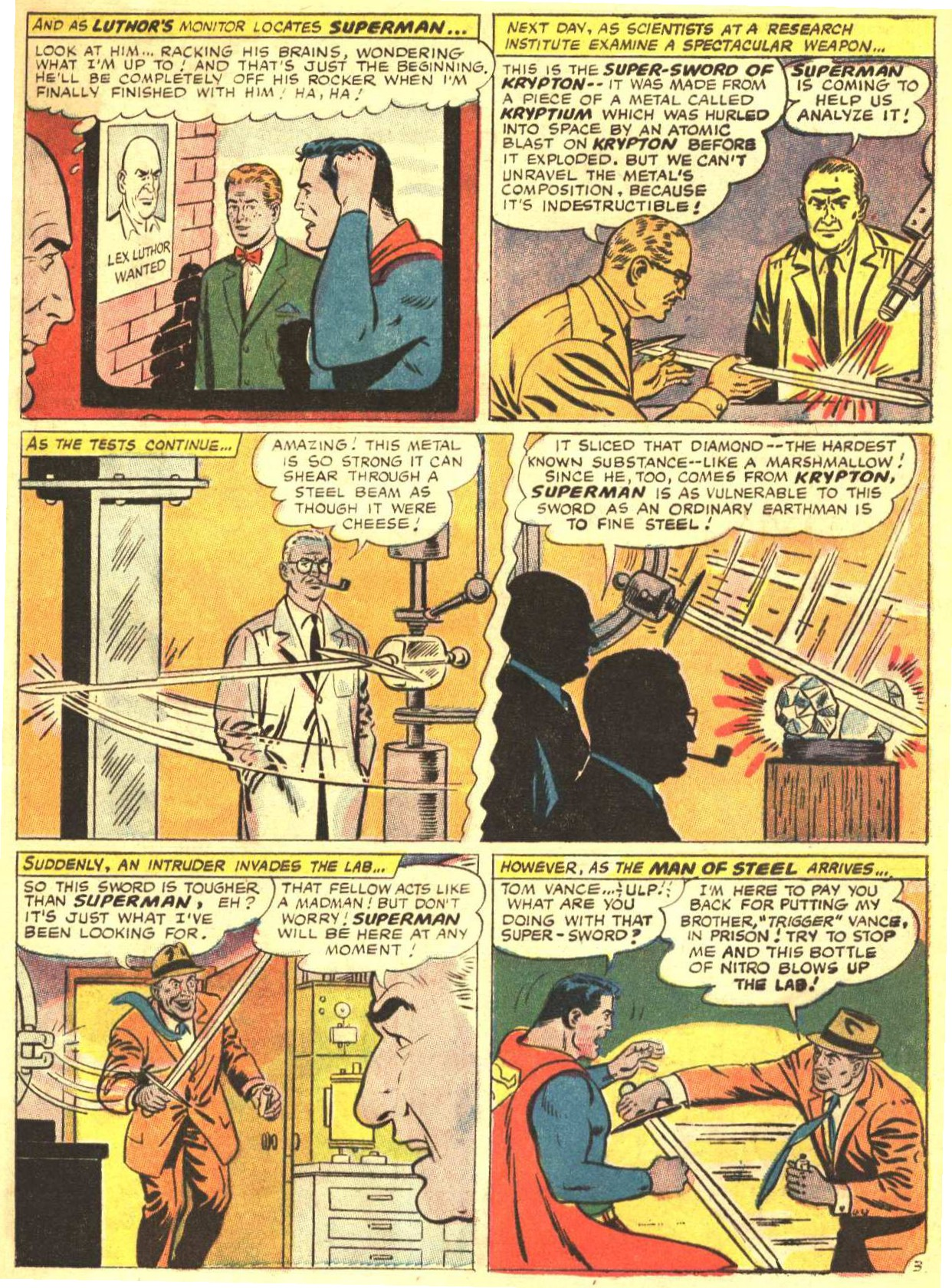 Read online Action Comics (1938) comic -  Issue #333 - 5