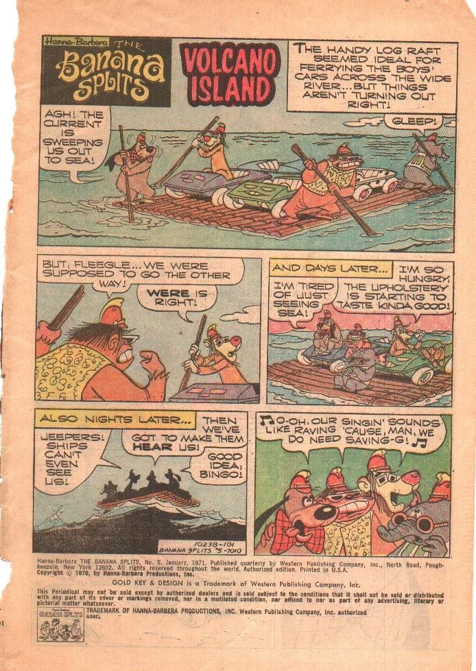 Banana Splits 5 Page 2