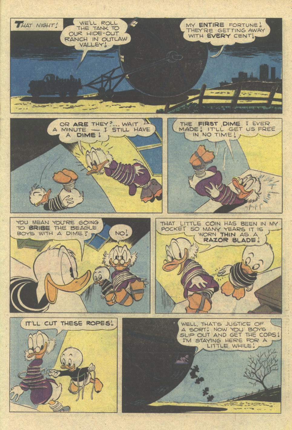 Read online Uncle Scrooge (1953) comic -  Issue #172 - 21