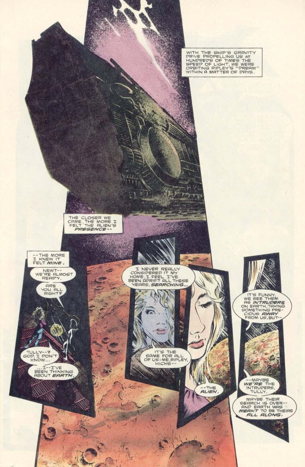 Read online Aliens: Earth War comic -  Issue #3 - 3