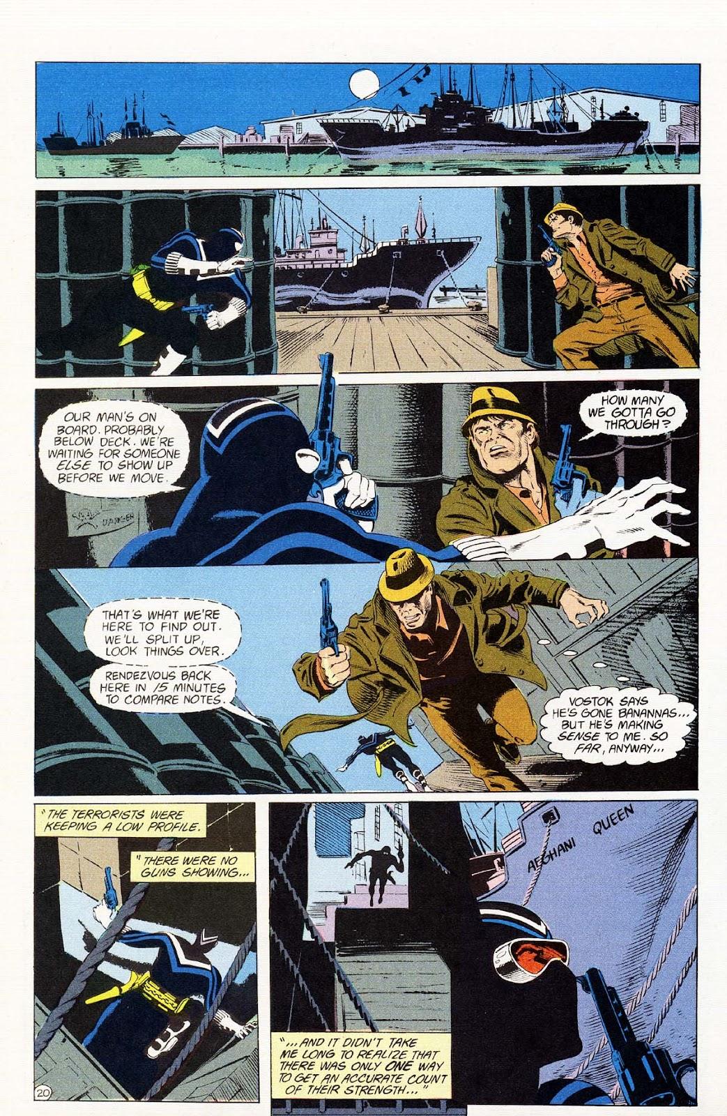 Vigilante (1983) issue 37 - Page 22