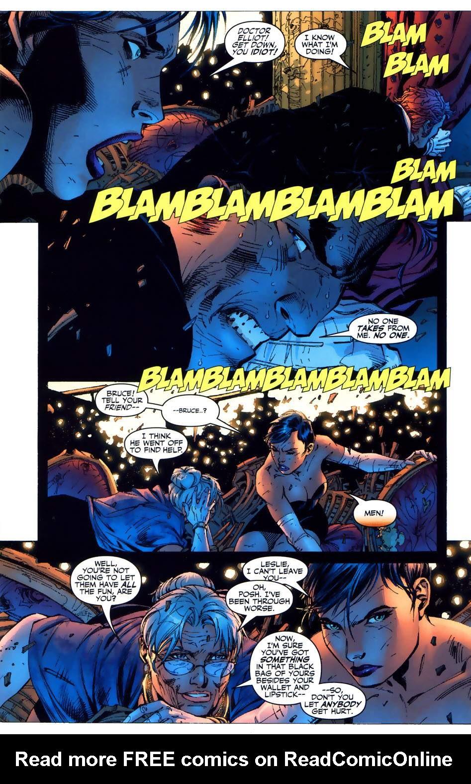 Read online Batman: Hush comic -  Issue #6 - 11