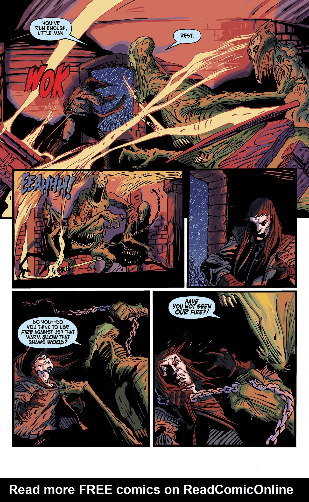 Read online Solomon Kane: Death's Black Riders comic -  Issue #4 - 17