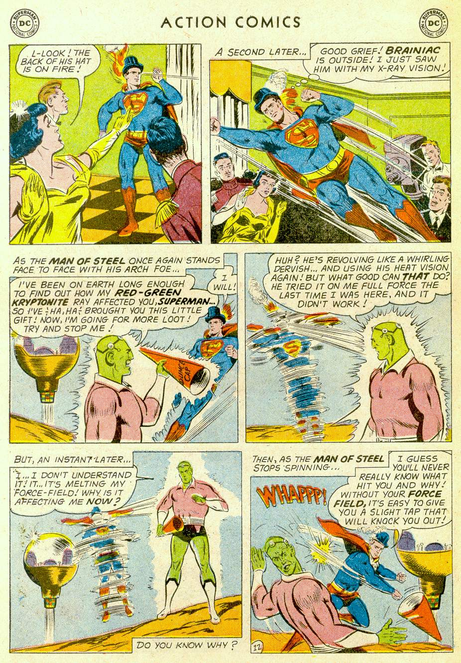 Action Comics (1938) 275 Page 13
