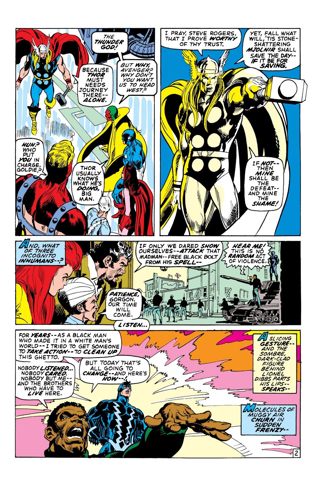 Read online Marvel Masterworks: The Inhumans comic -  Issue # TPB 1 (Part 2) - 48