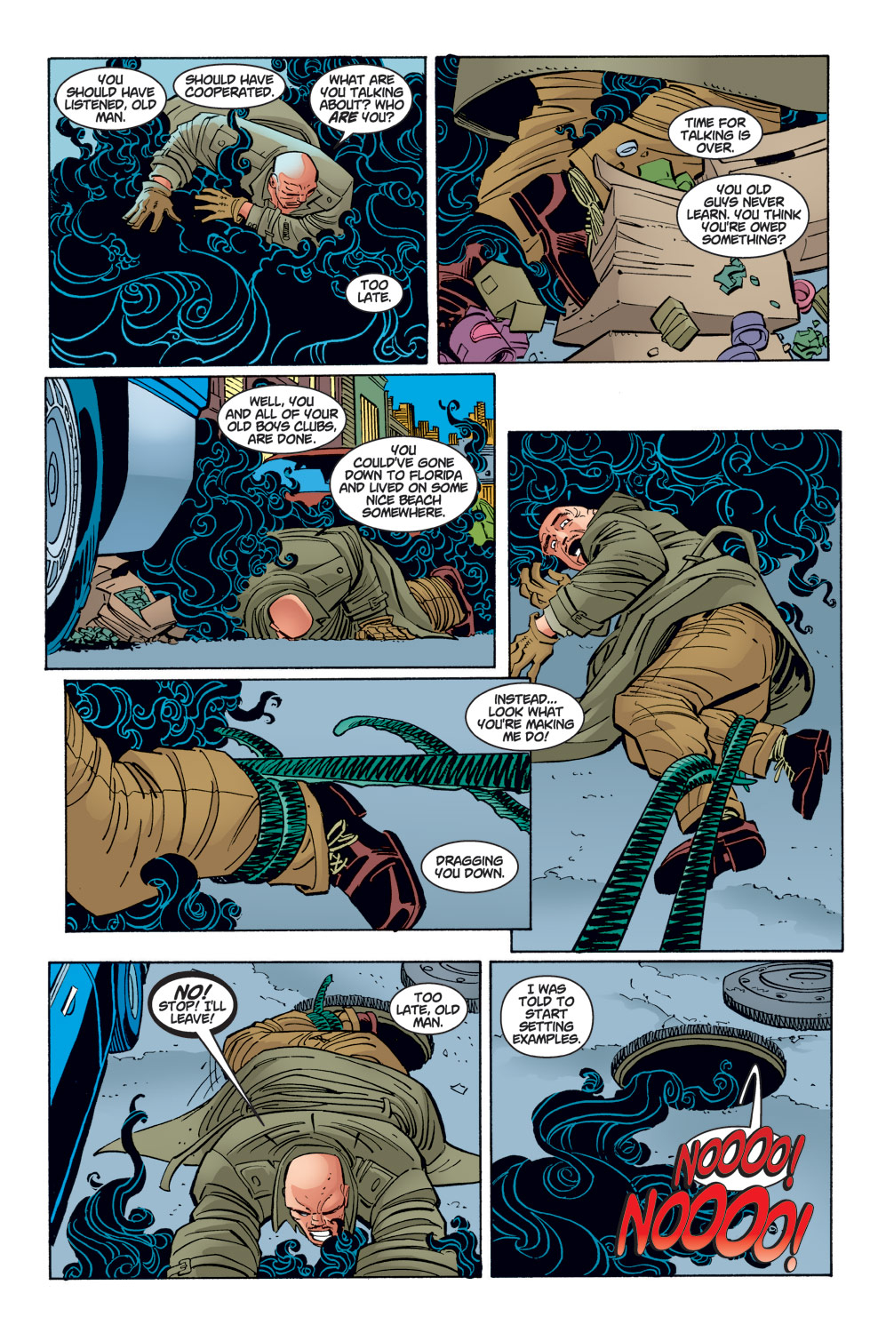The Amazing Spider-Man (1999) 26 Page 4