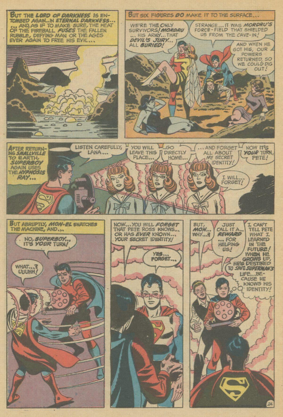 Read online Adventure Comics (1938) comic -  Issue #370 - 30