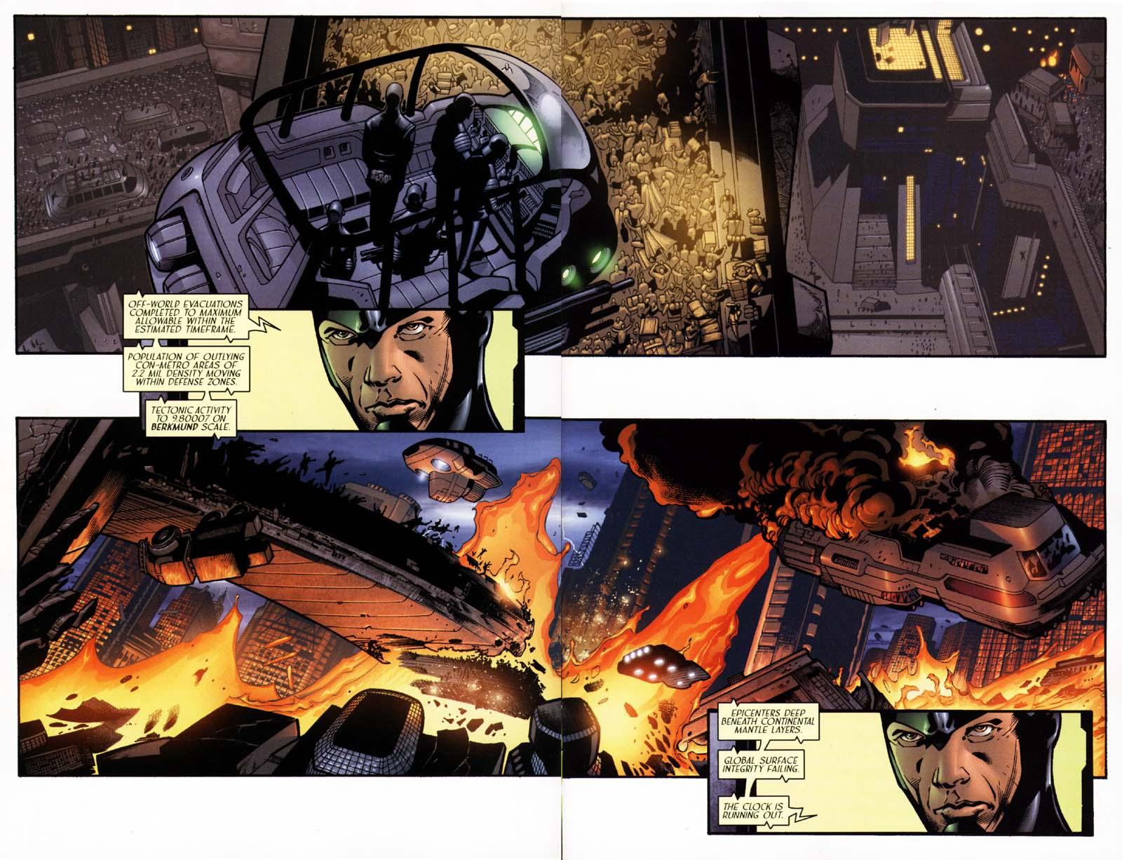 Read online Sigil (2000) comic -  Issue #26 - 18