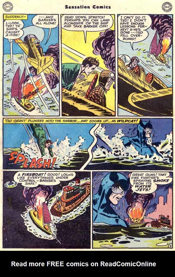 Read online Sensation (Mystery) Comics comic -  Issue #89 - 18