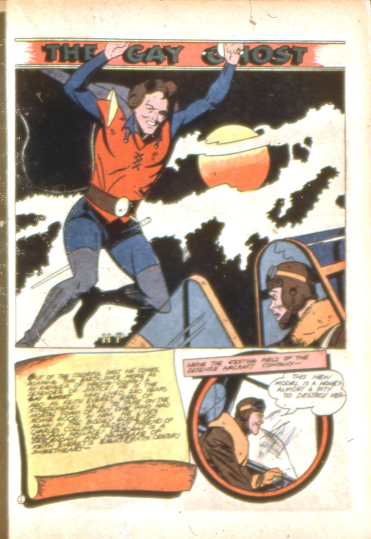 Read online Sensation (Mystery) Comics comic -  Issue #7 - 37
