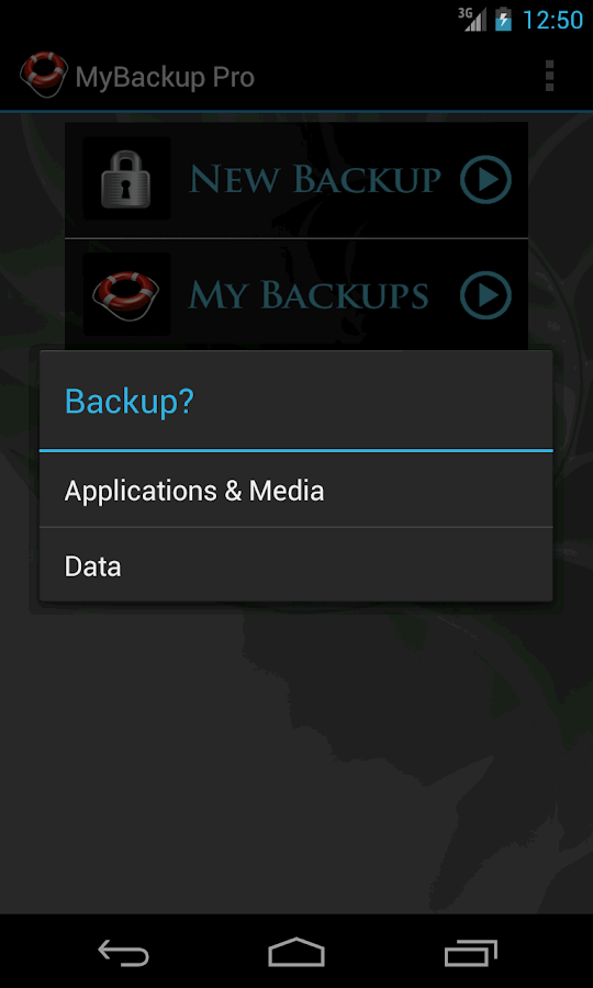 My Backup Pro v4.0.3 APK Tools Apps Free Download
