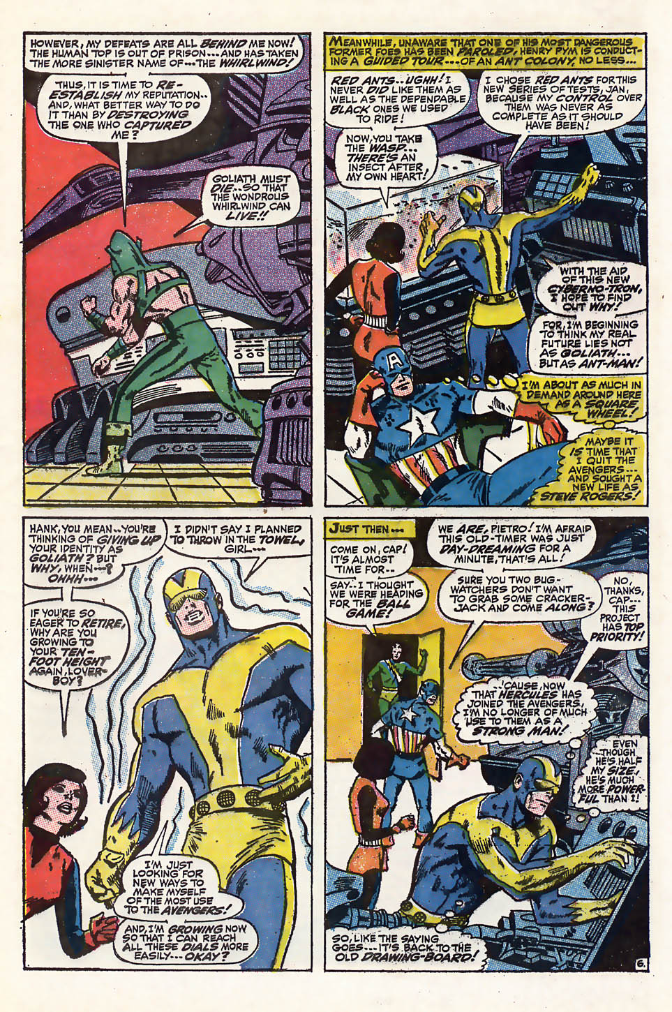 The Avengers (1963) 46 Page 6