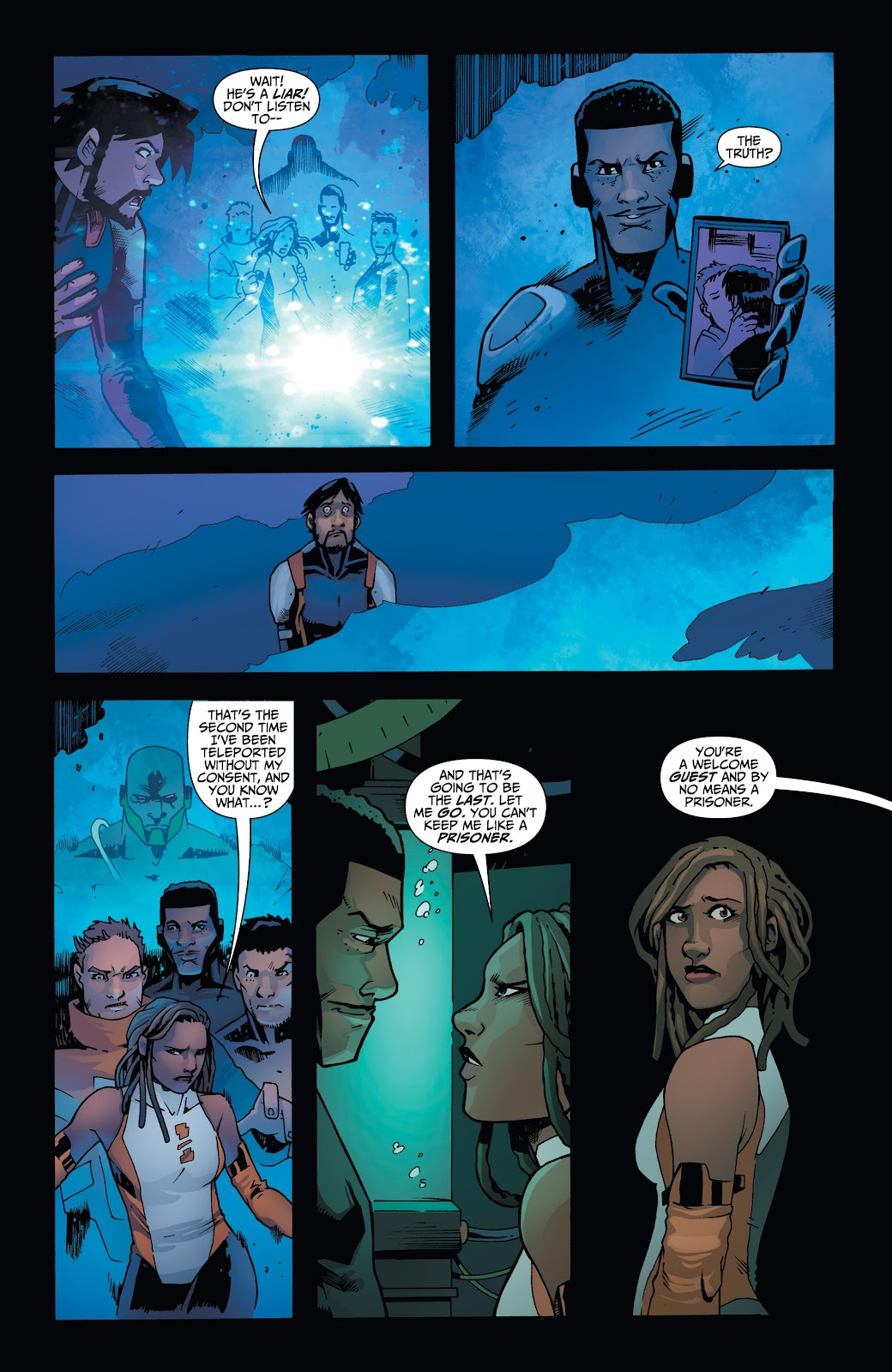 Read online Incidentals comic -  Issue #17 - 24