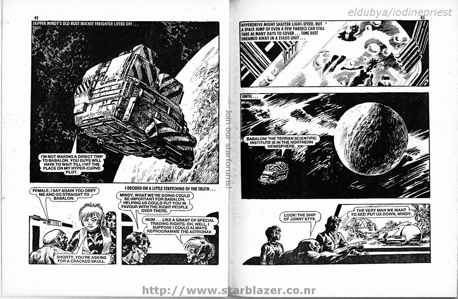 Starblazer issue 199 - Page 23