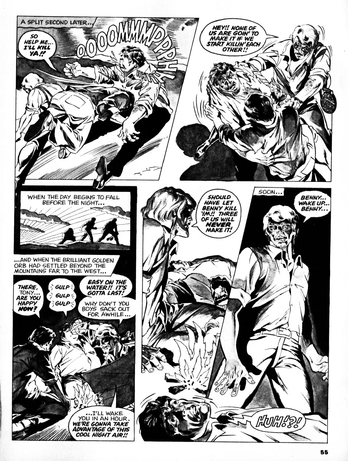 Nightmare (1970) issue 21 - Page 54