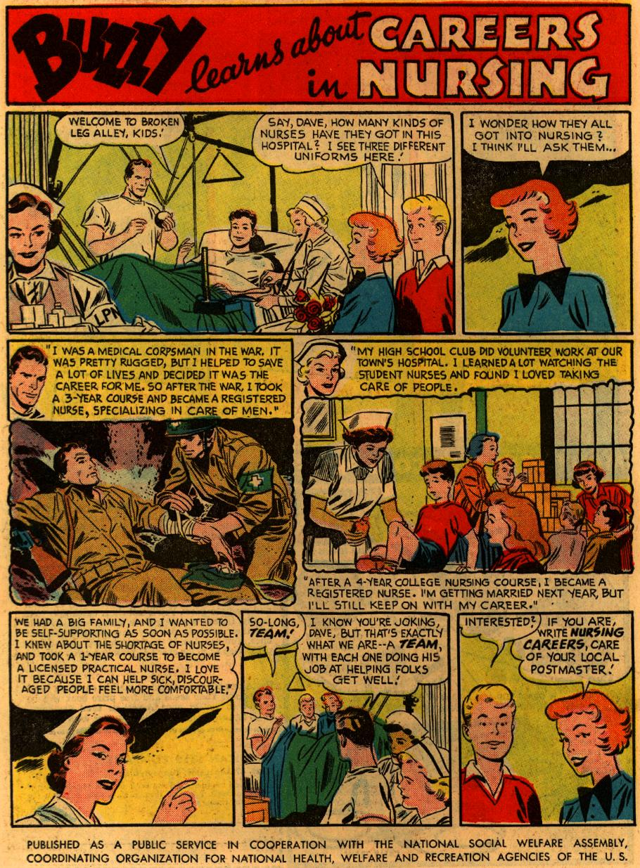 Read online All-Star Western (1951) comic -  Issue #94 - 10