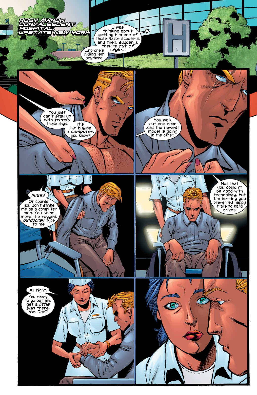 Read online X-Men: Unstoppable comic -  Issue # TPB (Part 1) - 38
