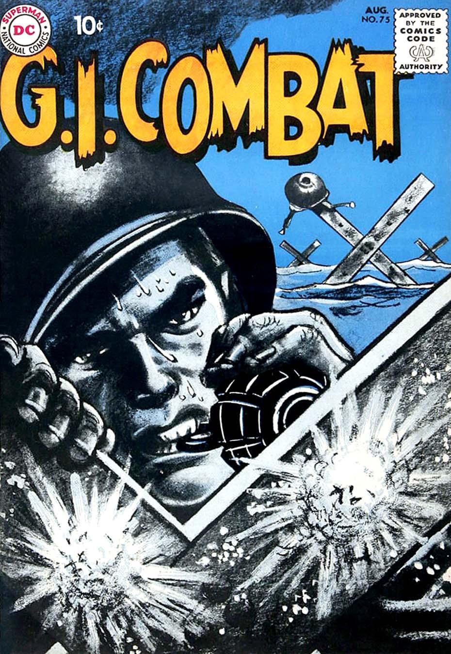 G.I. Combat (1952) 75 Page 1