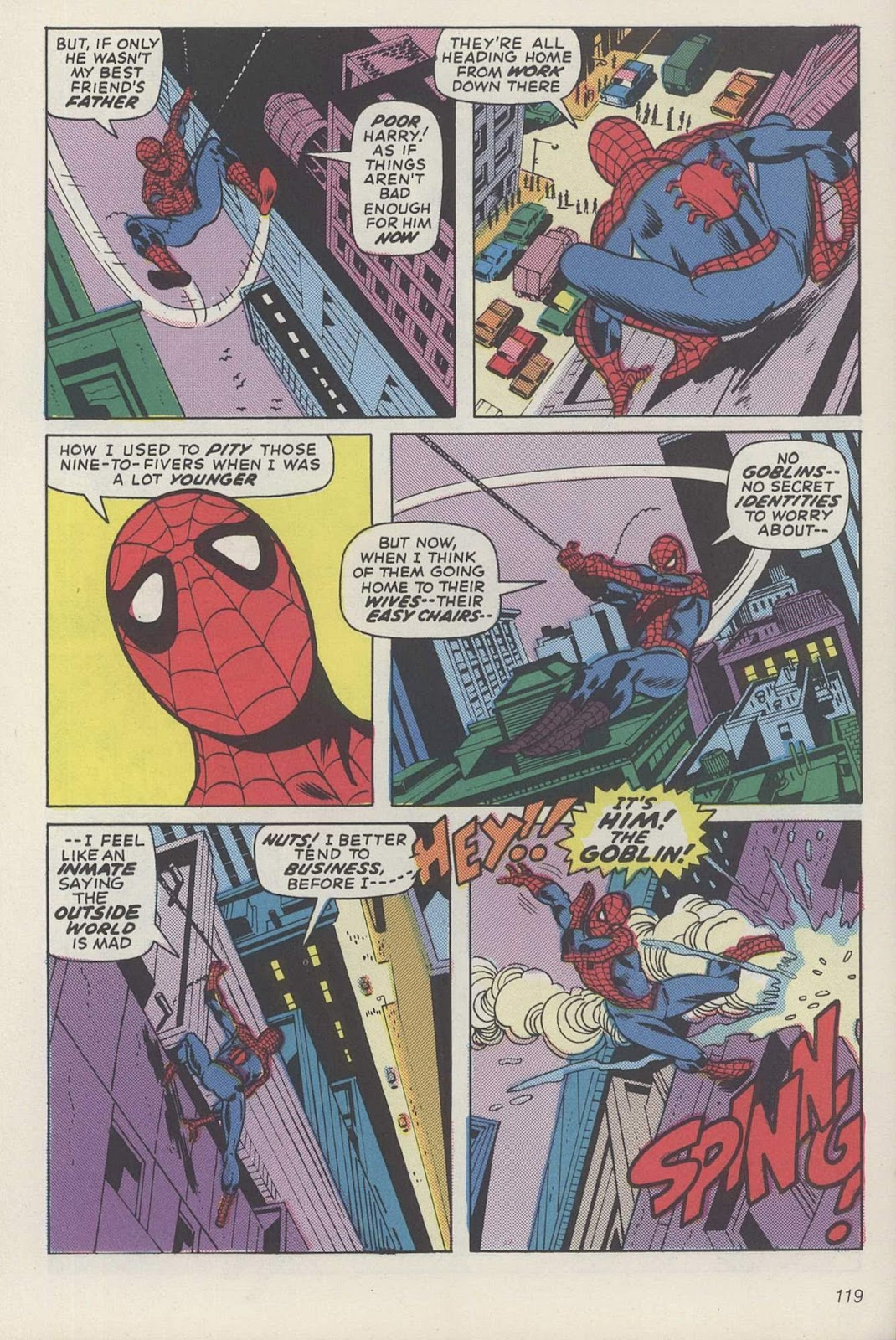The Amazing Spider-Man (1979) issue TPB - Page 121