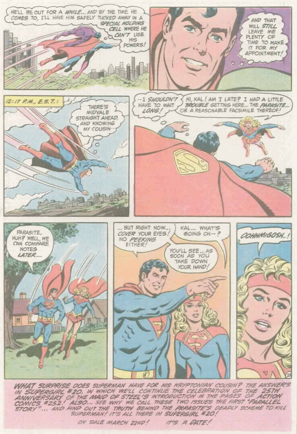 Read online Action Comics (1938) comic -  Issue #555 - 24