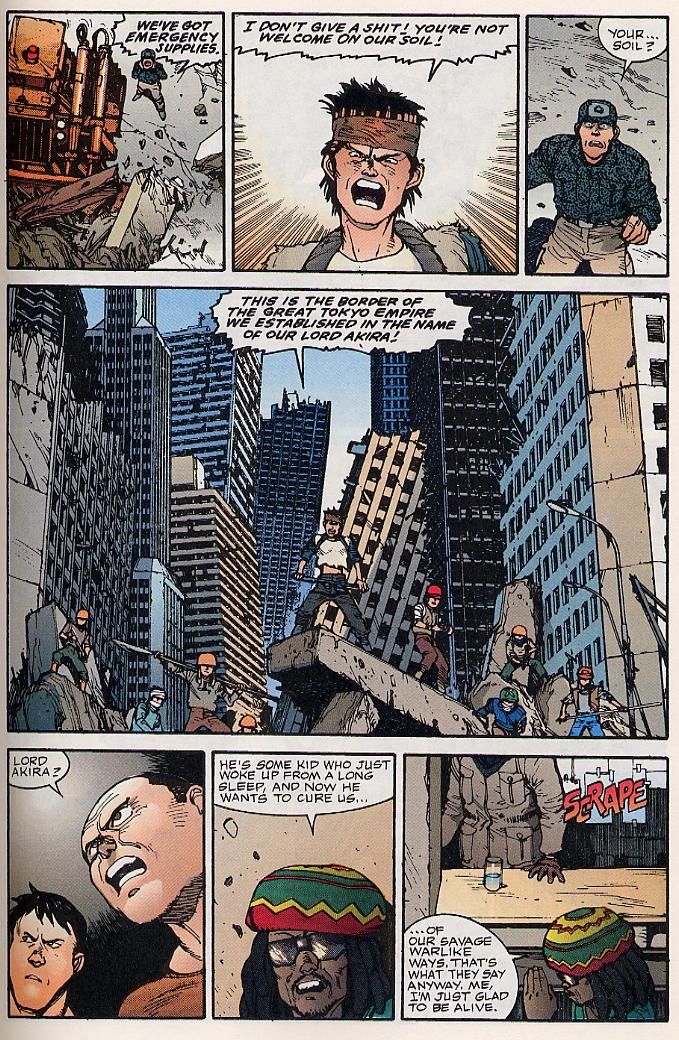 Read online Akira comic -  Issue #17 - 40