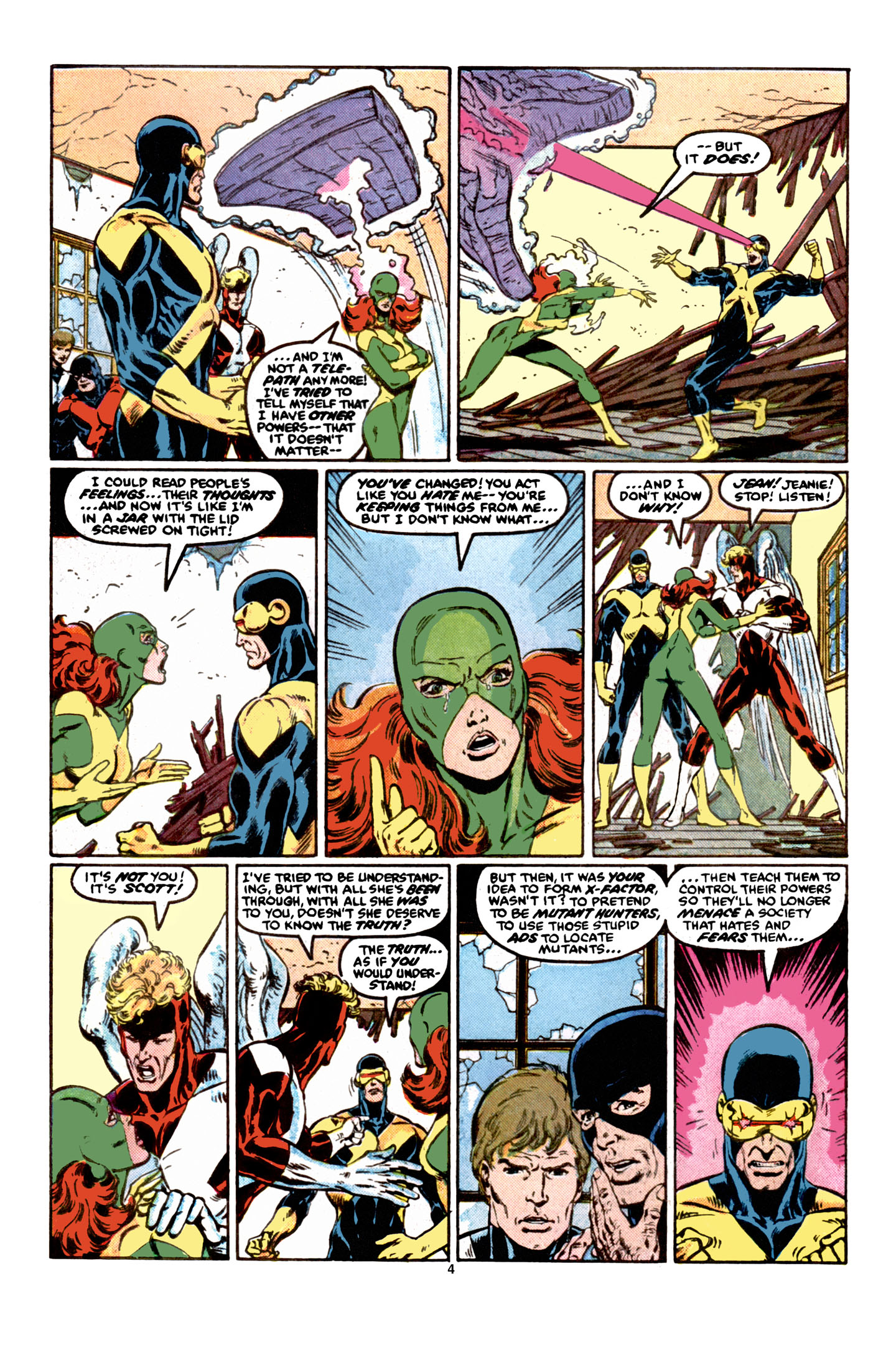 Read online X-Factor (1986) comic -  Issue #6 - 5